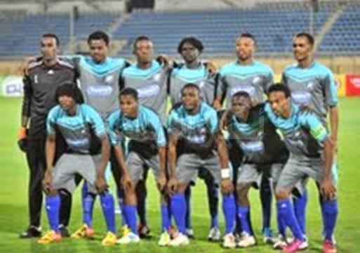 مباراة أهلي شندي وإيتانشتي في كأس الإتحاد الإفريقي اليوم الجمعة 13/3/2015