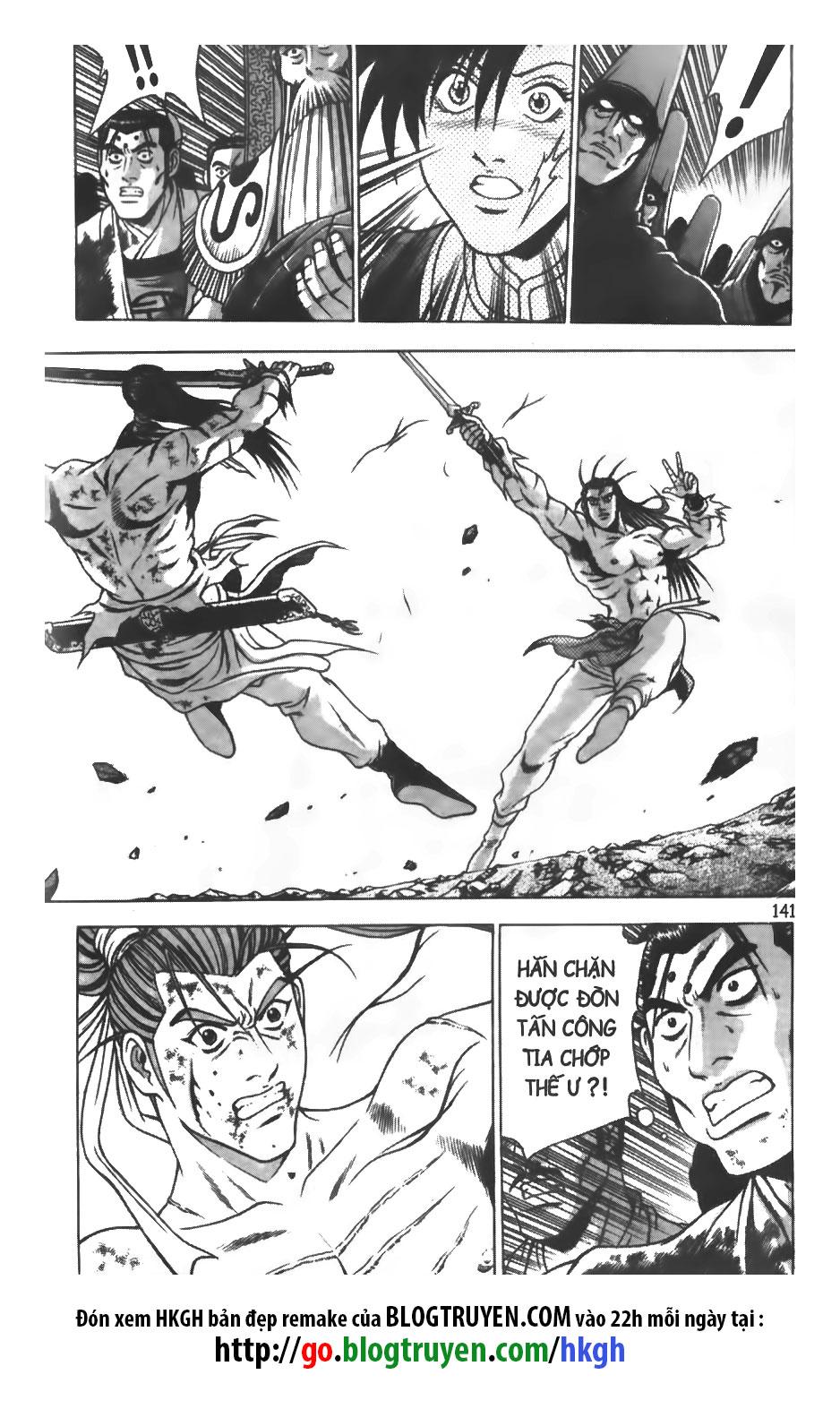 Hiệp Khách Giang Hồ chap 213 page 7 - IZTruyenTranh.com