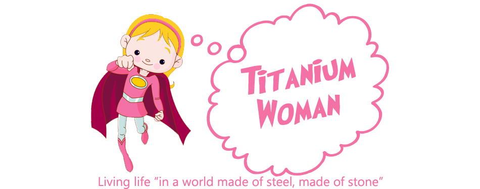Titanium Woman