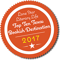 TOP 10 TEXAS BOOKISH DESTINATIONS!