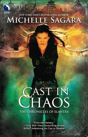Michelle Sagara Cast in Chaos