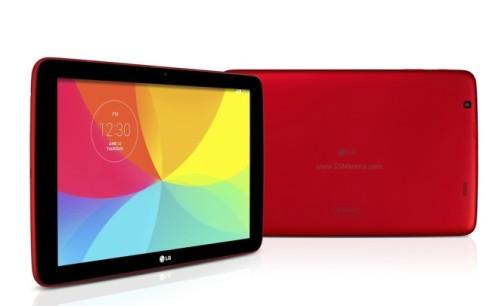 Ufficializzata a livello mondiale l'inizio della commercializzazione di LG G Pad 10.1