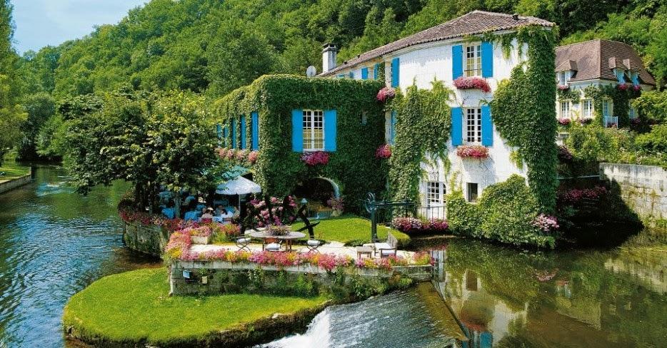 فندق مولان دي روك، فرنسا