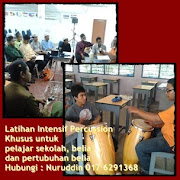Kursus Intensif Percussion-alat ketuk