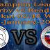 Champion League Derby vs Reading 13-January-2016