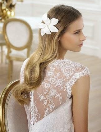 Gaya Rambut Untuk Pesta Pernikahan Terbaru