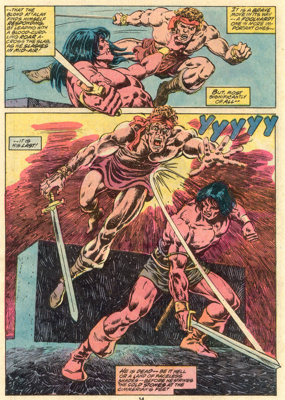 Conan the Barbarian (1970) Issue #80 #92 - English 9
