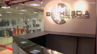 Inside Bethesda Game Studios, a tour