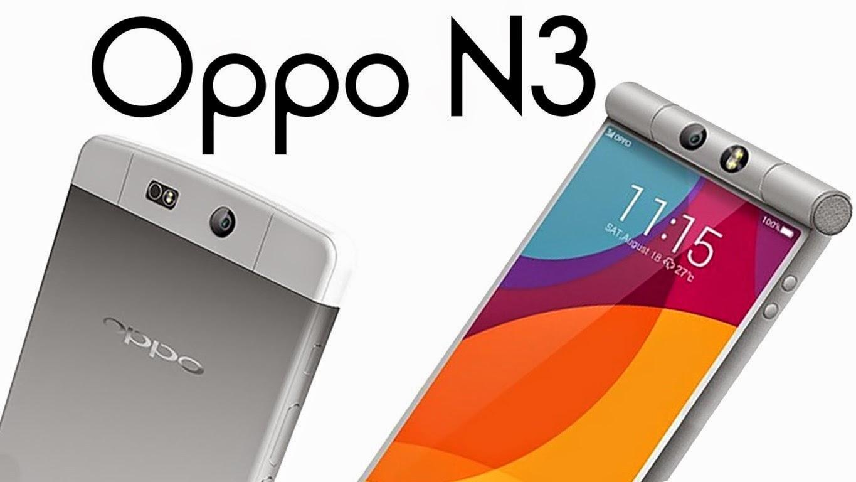 Oppo N3, HP Android Terbaru Oppo Harga 7.8 Juta