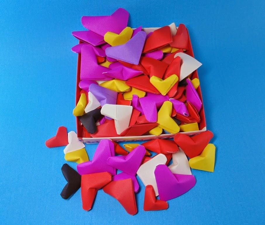 Heart Folding 3D