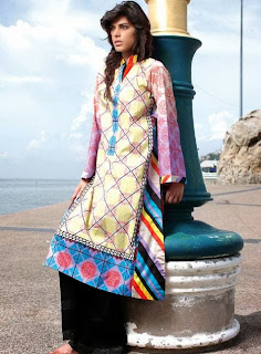 Cattorina ladies wear 2013 by Lakhany Silk Mills