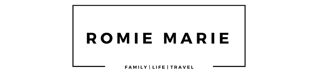 Romie Marie [ Family | Life | Travel ]