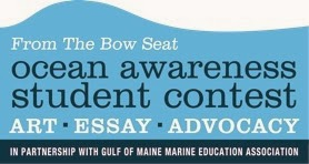 ocean awareness student contest  art  essay  advocacy        to think critically about issues impacting the ocean and allow students to explore the topic alone or in groups  through art  essay or advocacy tracks