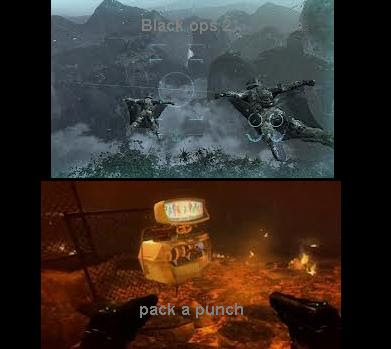 Black Ops 2 Pack A Punch