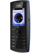 Spesifikasi Nokia X1-00