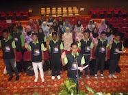ANDA YG TERBAIK ! TEAM IKRAR PELANCARAN PTRS SELANGOR 24 APRIL 2011 SHAH ALAM