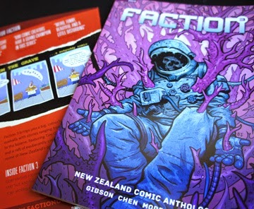 Faction Comic Review