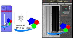Software Untuk Mengatur Pencahayaan (Kontras) Laptop