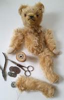 Reparaturen von Bären
