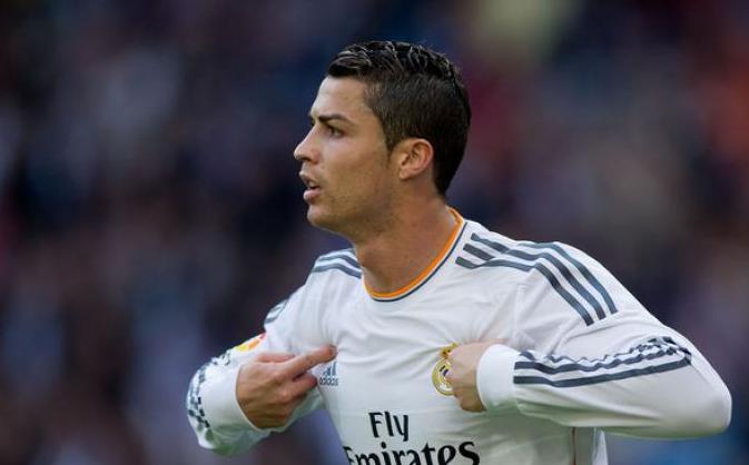 Ronaldo menegaskan bahwa Ia Bahagia Bersama Real Madrid