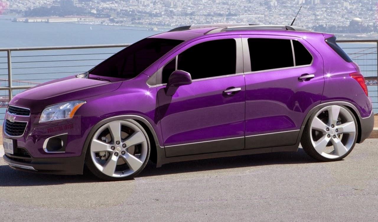 Chevrolet Tracker no Tunign Virtual