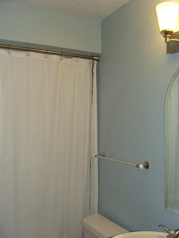 Small Bathroom Makeover - Under $400 dollars title=