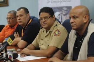 El Coe reporta cinco muertos en el primer día feriado Semana Santa