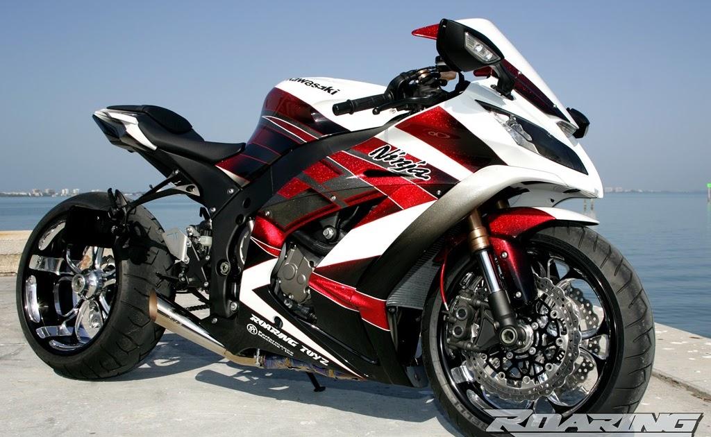 Racing Caf    Kawasaki ZX10R 2011 by Roaring    Toyz