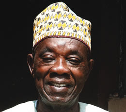 Mubashiru Abiola younger brother of MKO abiola dies