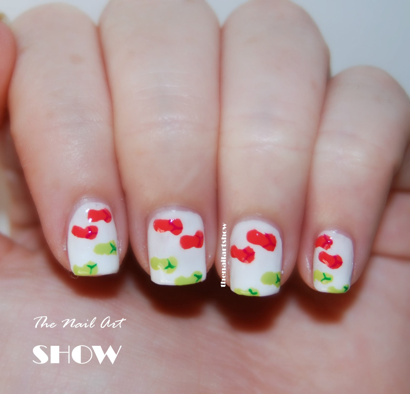 The Nail Art Show June Nail Art Challenge Day 21 Flip Flops
