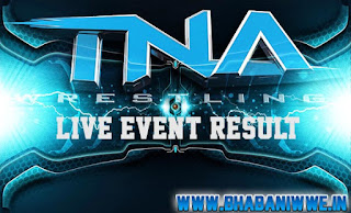 Result » TNA Live Event - March 22, 2013 From Concord, N.C.