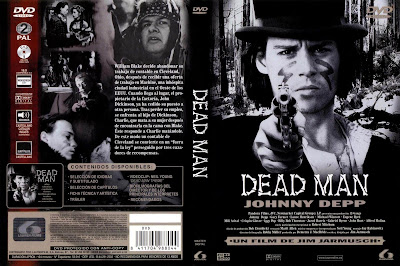 Cover, caratula, dvd: Dead Man | 1995