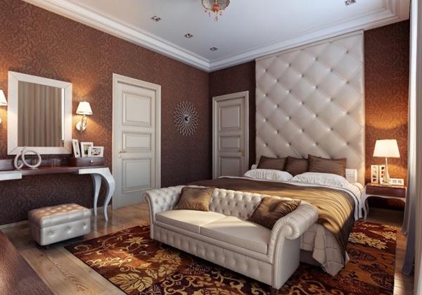 Galeri ide Desain Tempat Tidur Minimalis Motif Bunga yg bagus