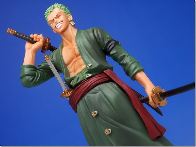 Figuarts ZERO Roronoa Zoro New World Ver.