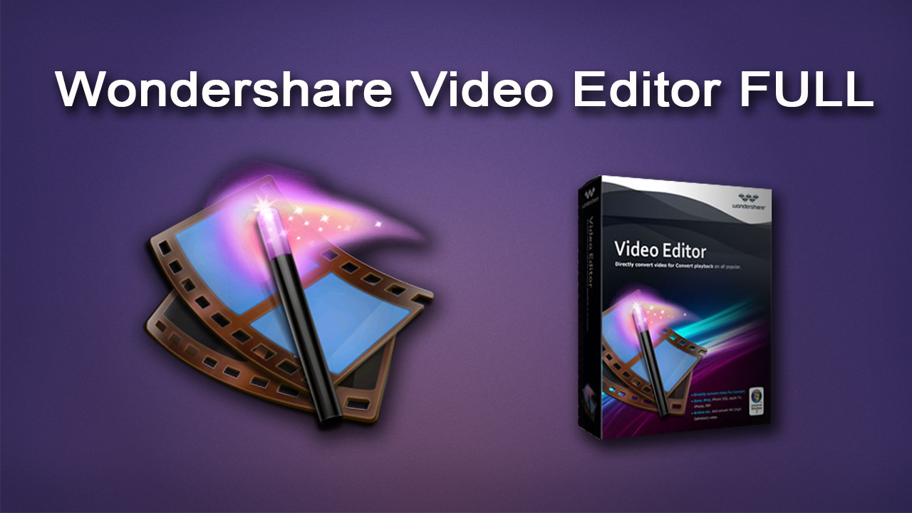how to cut video in wondershare video editor