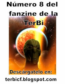 Nº 8 Fanzine de la TerBi