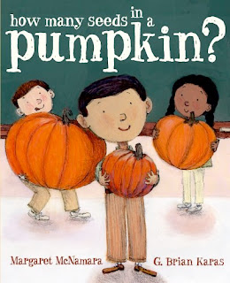 bookcover of How Many Pumpkin Seeds by Margaret McNamara