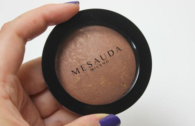 A picture of Mesauda Milano Desert Sand Bronzer Terra D'Africa