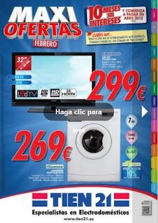 Maxi Ofertas tien 21 feb 2013