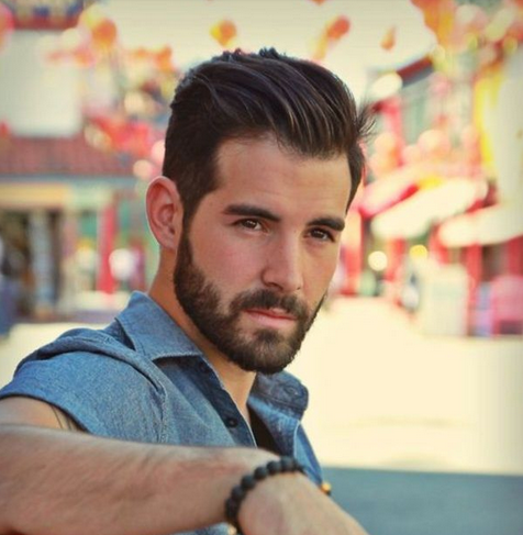 Style rambut pria model undercut modern
