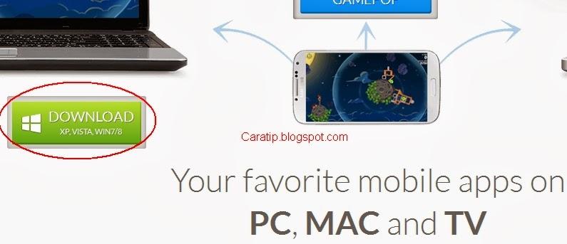 Kemudian Anda install aplikasi tersebut di PC/laptop/komputer Anda