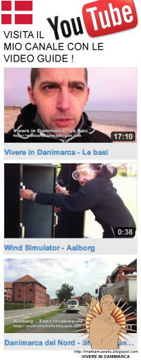 Guarda il Mio VideoBlog !