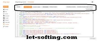 Template Di Edit HTML Tampilan Baru