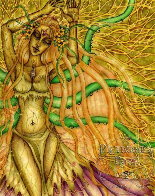 Hidden Treasures by Enchanted Visions Artist, Coriander Shea