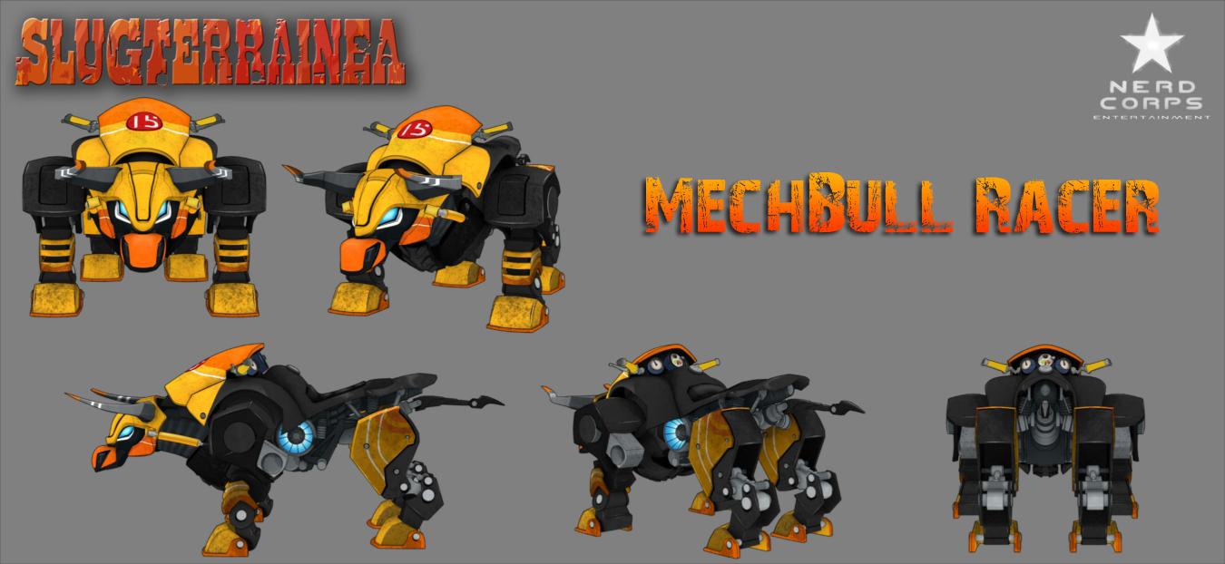 Slugterra Mecha Beast