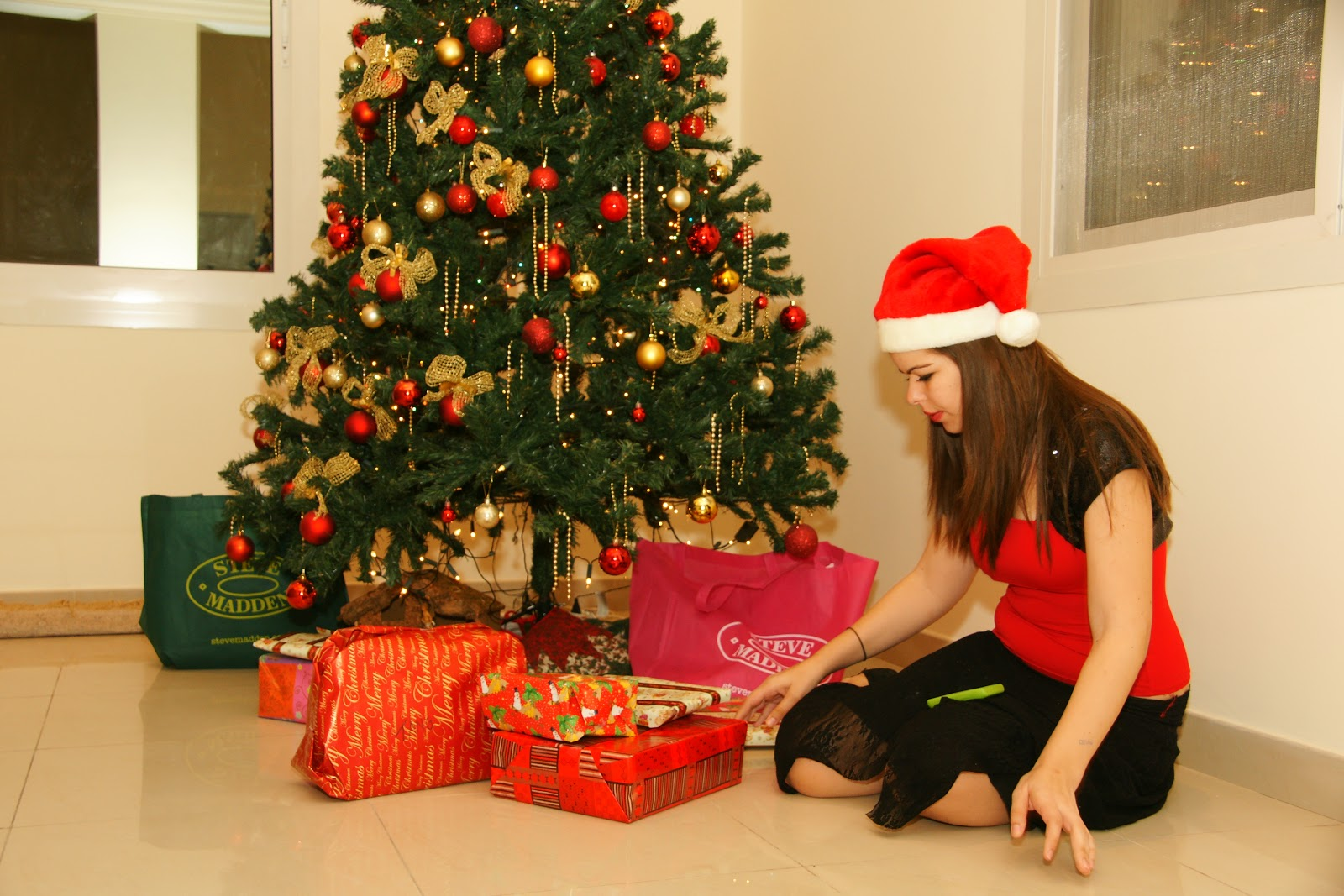 Time To Unwrap the Presents!