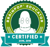 BrainPop Certified Educator