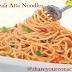 Maggi Vs Patanzali Atta noodles