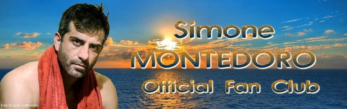 Simone Montedoro Official Fan Club ©