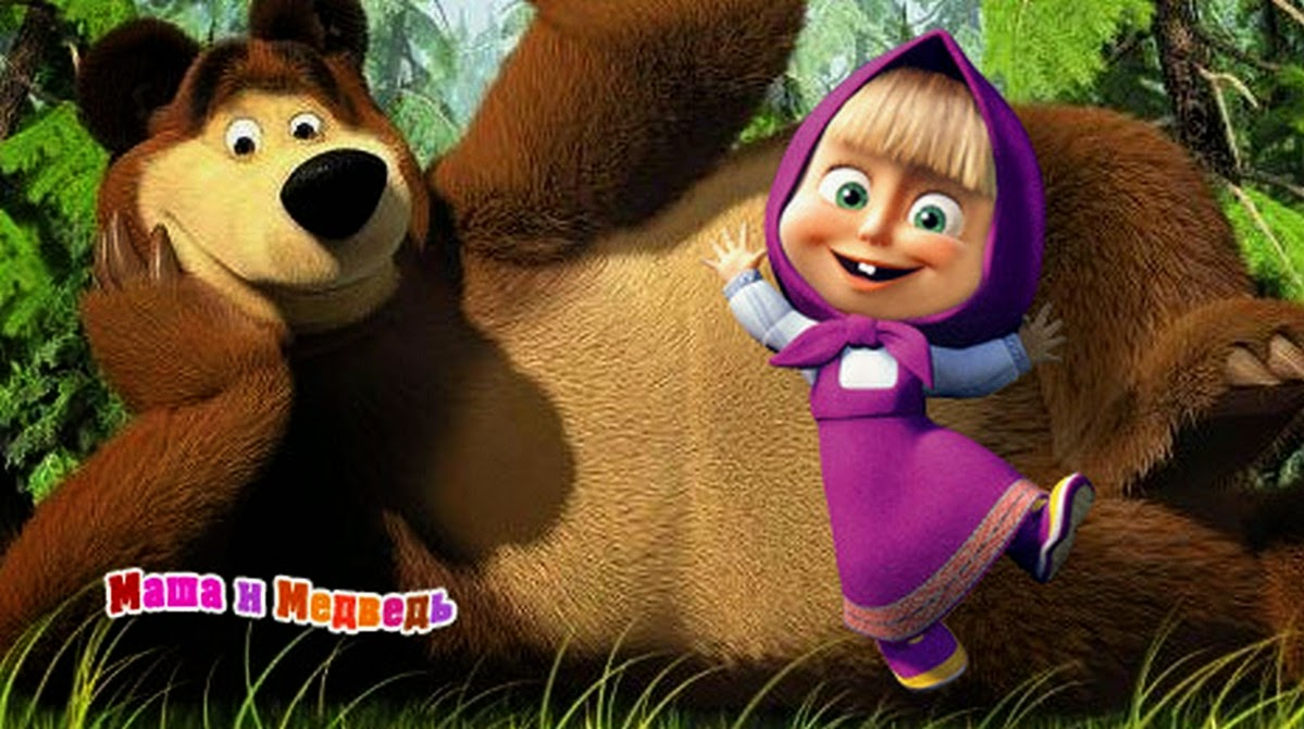 Lagu mp3 Masha and The Bear
